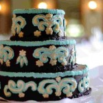 Chocolate-Fudge-Wedding-Cake